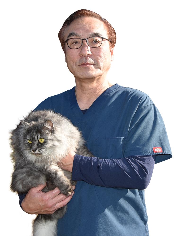 ニイツ動物病院院長 澤田友義